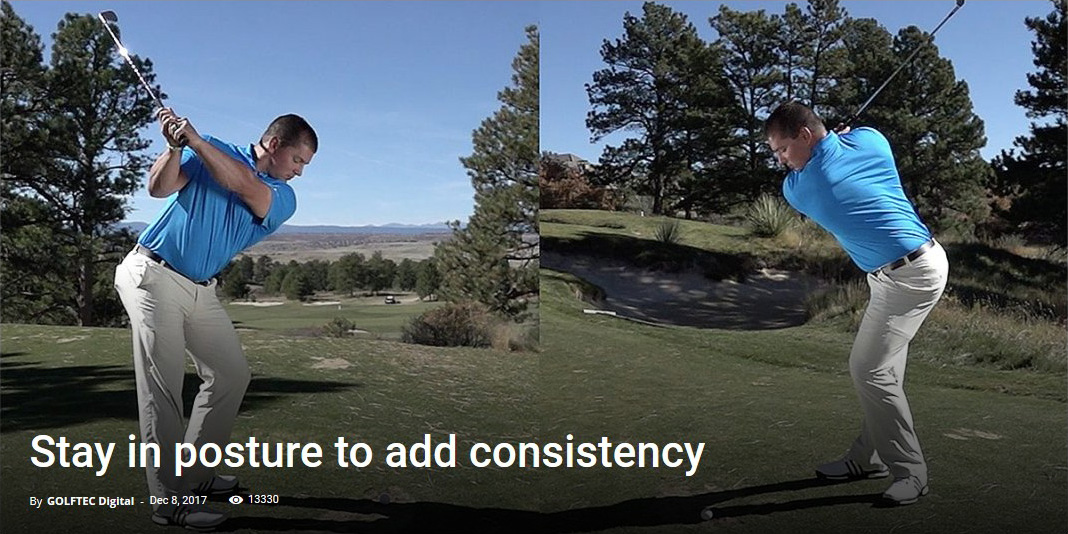 Looking to add distance? Start with shoulder turn