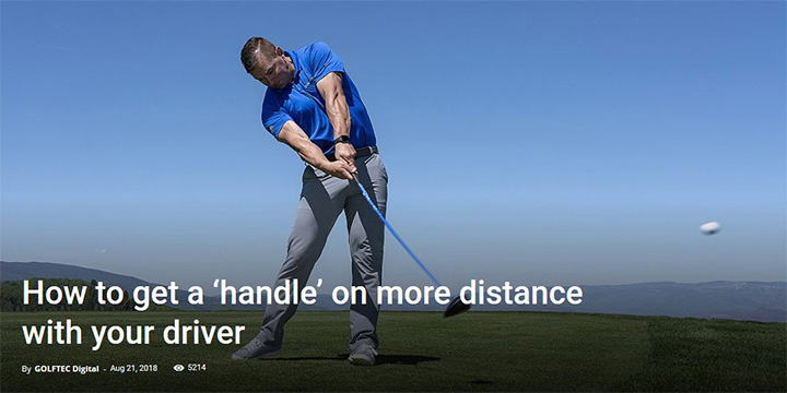 Shoulder Bend Drill for a proper finish