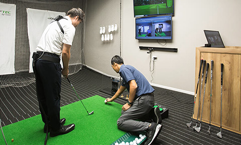 GOLFTEC by GDO 羽田空港 クラブ診断サービス